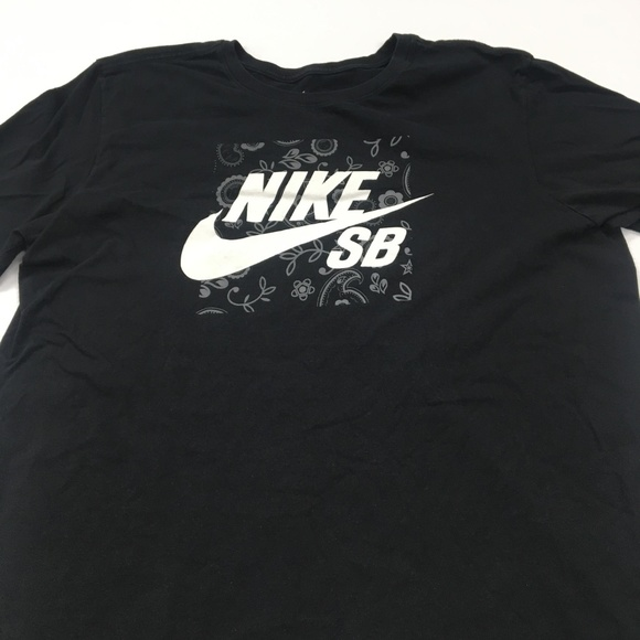 c3b917117 Nike Shirts | Sb T Shirt Surf Skate Logo Street Wear Tee Xl | Poshmark